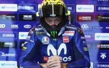 Valentino Rossi. Lapresse