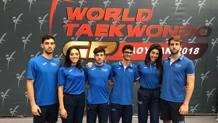I sei azzurri che hanno partecipato al Grand Prix in Cina di rientro in Italia. Gazzetta