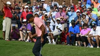 Tiger Woods AP