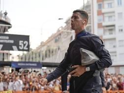 Cristiano Ronaldo, 33 anni. Getty