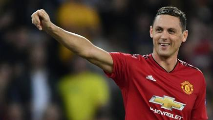 Matic, difensore del Manchester United. Afp
