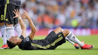 Cristiano Ronaldo. GETTY IMAGES
