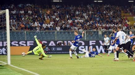 Marcelo Brozović, centrocampista dell'Inter. LaPresse