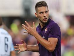 Marko Pjaca, prima stagione in viola. Getty