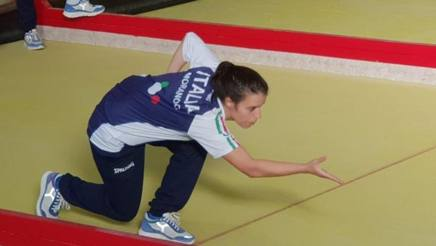 La capitana Chiara Morano