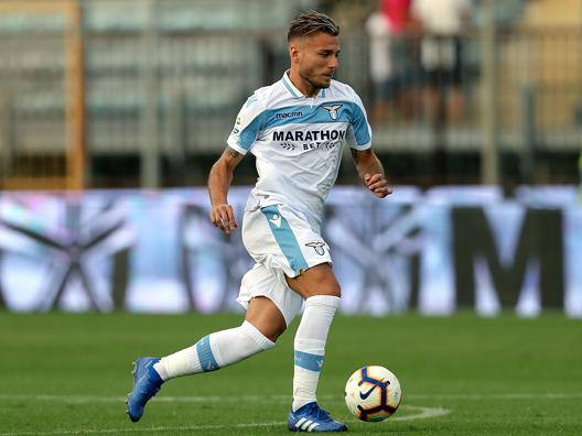 Lazio-Genoa. Gettty