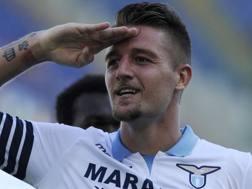 Sergej Milinkovic-Savic, 23 anni. GETTY