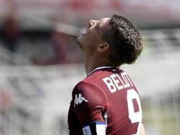 Andrea Belotti, capitano del Torino. LAPRESSE