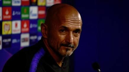 Luciano Spalletti, allenatore dell'Inter. Getty