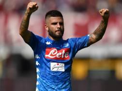 Lorenzo Insigne, 27 anni. Getty