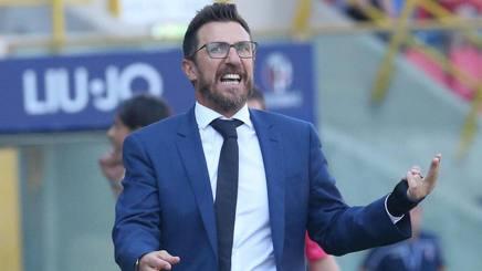 Eusebio Di Francesco, 49 anni. Ansa
