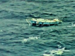 La barca di Tomy. Barva