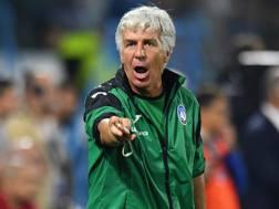 Gian Piero Gasperini , allenatore dell'Atalanta. Getty Images