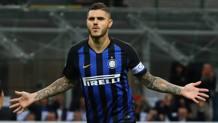 Mauro Icardi, capitano dell'Inter. Getty Images