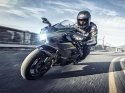 La Kawasaki Ninja H2
