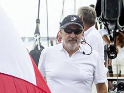 Il sindaco Marco Bucci di Genova