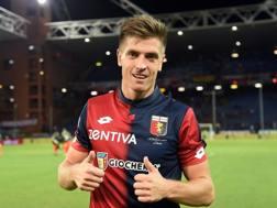 Krzysztof Piatek, 23 anni. LAPRESSE