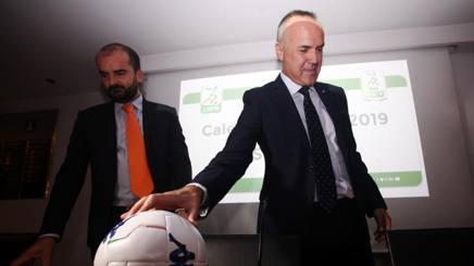 Mauro Balata, presidente della Lega B. LaPresse