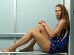 Ofelia Malinov, 22 anni, ha vinto una Coppa Italia, una Supercoppa Italiana e l'argento al Gran Prix 2017