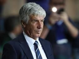 Gian Piero Gasperini allo Stadio Atleti Azzurri d'Italia per la sfida contro il Torino. Getty