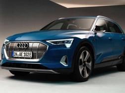 La nuova Audi e-tron elettrica