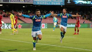 Lorenzo Insigne. Getty Images