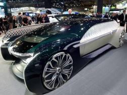 Gli stupefacenti robot taxi di Renault