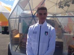 Davide Di Veroli, 17 anni