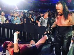 Triple H e Undertaker