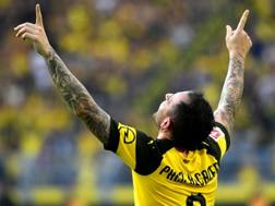 Paco Alcacer, 25 anni. AFP