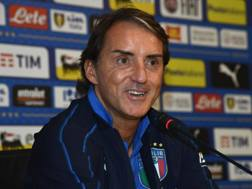 Roberto Mancini, c.t. dell'Italia. Getty