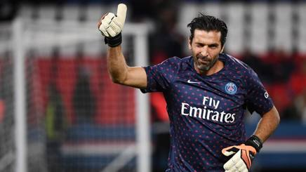 Gianluigi Buffon, 40 anni. Afp