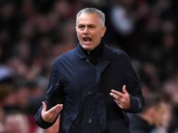 Josè Mourinho, allenatore del Manchester United. Getty