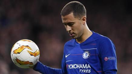 Eden Hazard, 27 anni. Epa