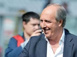 Gian Piero Ventura, 70 anni. Ansa