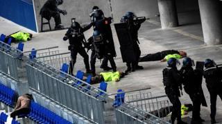 Allarme terrorismo a Lione: ma è solo un'esercitazione...