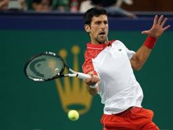 Novak Djokovic, 31 anni. Ap