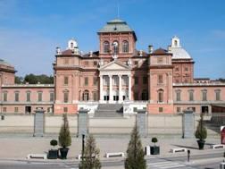 Il castello di Racconigi.Lapresse