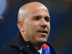 Luigi Di Biagio, 47 anni, commissario tecnico dell'Italia Under 21. Getty Images