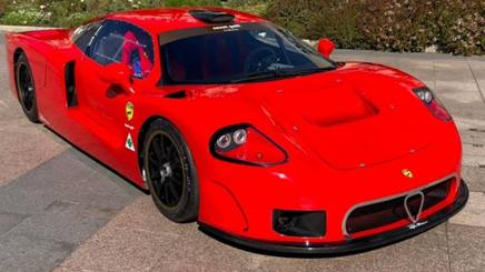 La Nanni Galli V8 Ecoracing