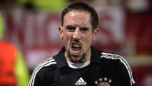 Franck Ribery, 35 anni.