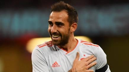 Paco Alcácer, attaccante del Borussia Dortmund. Getty