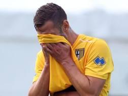 Emanuele Calaiò, 36 anni. ANSA