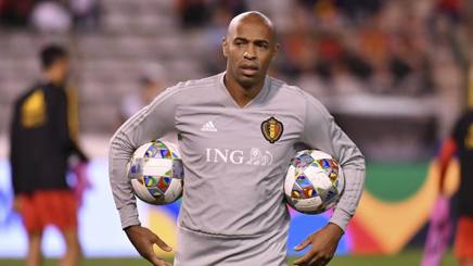 Thierry Henry. AP