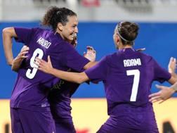 L'esultanza della Fiorentina, Kulta