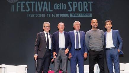 Schianchi, Sacchi, Ancelotti, Guardiola e Valenti . Bozzani Fabio