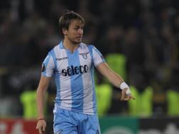 Patric, terzino della Lazio. Getty