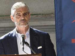 Maurizio Arrivabene. LaPresse