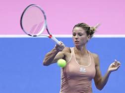Camila Giorgi, 26 anni. Epa