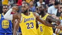 LeBron James, 33 anni, nato ad Akron, in Ohio, in estate è passato da Cleveland ai LA Lakers. In carriera vanta 3 titoli NBA e due ori olimpici